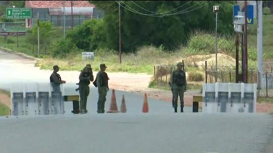 Exército brasileiro fecha rota clandestina na fronteira com Venezuela