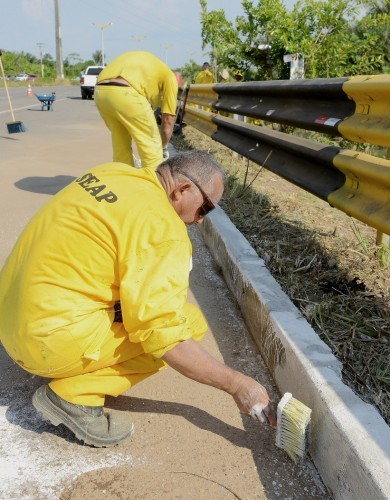 Edital credencia empresas e OSCs interessadas em contratar mão de obra carcerária, no AM