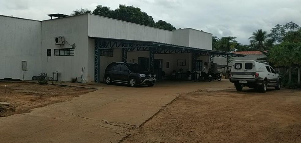 Situação foi na Cadeia Pública de Miracema do Tocantins — Foto: Seciju/Divulgação