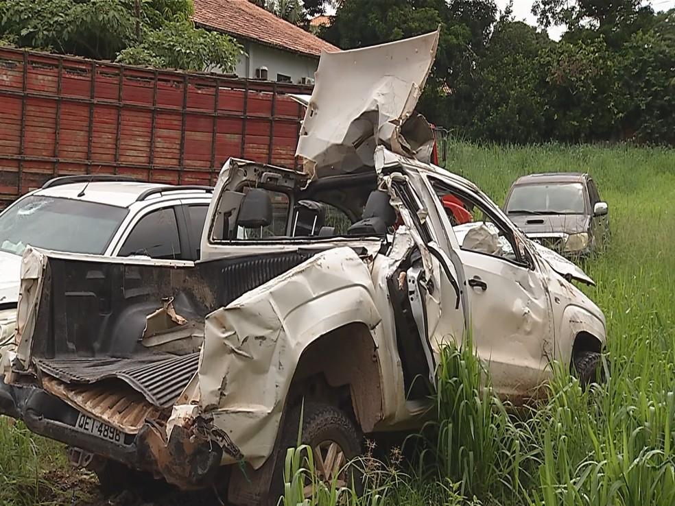 Jovem de 21 anos estava alcoolizado quando provocou acidente que deixou dois mortos e quatro feridos em Marabá, diz Polícia. — Foto: Reprodução / TV Liberal