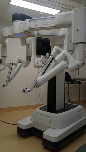 Robô Da Vinci XI dos Hospital 9 de Julho (Foto: Divulgação)