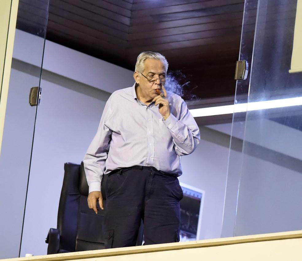 Mandato de Eurico Miranda se encerra na próxima terça-feira (Foto: André Durão)