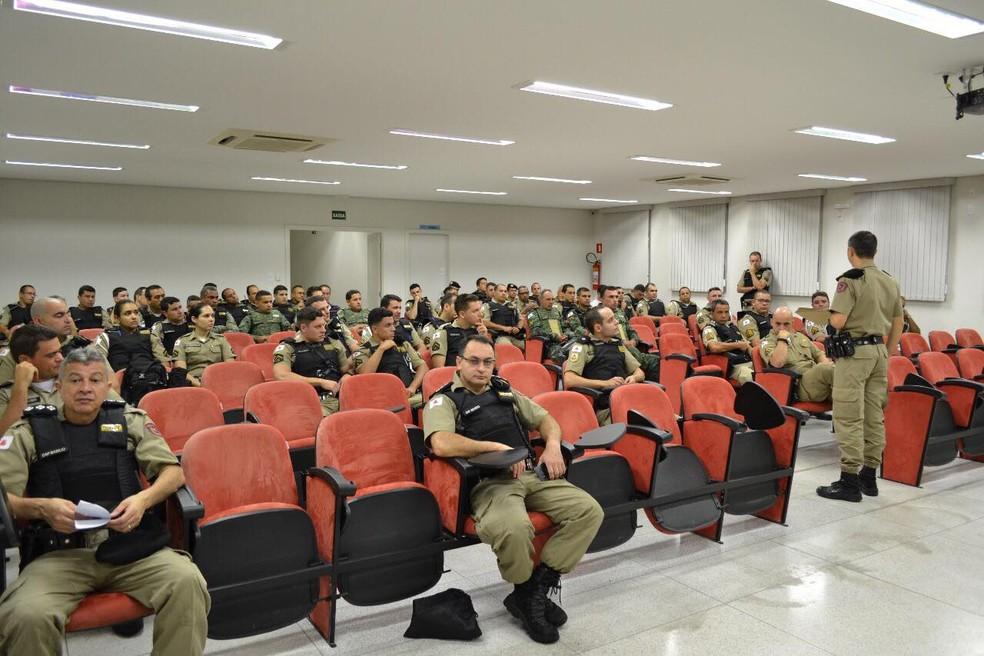 Polícia Militar (PM) de Patrocínio realiza Operação Saturação 269 na cidade (Foto: Polícia Militar/Divulgação)
