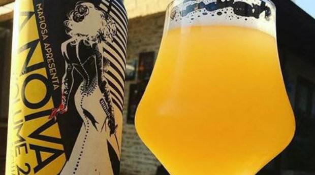 Cerveja A Noiva, que faz referência ao filme Kill Bill (Foto: Divulgação)