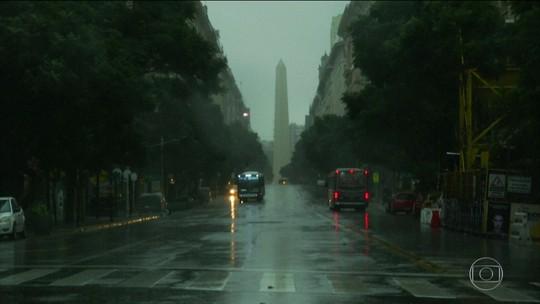 Argentina investiga causa do apagão que deixou o país e o vizinho Uruguai às escuras