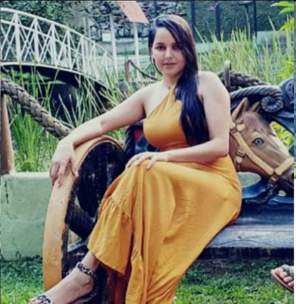 Reijane foi morta a pauladas em Minas Gerais — Foto: Reprodução/ Redes Sociais