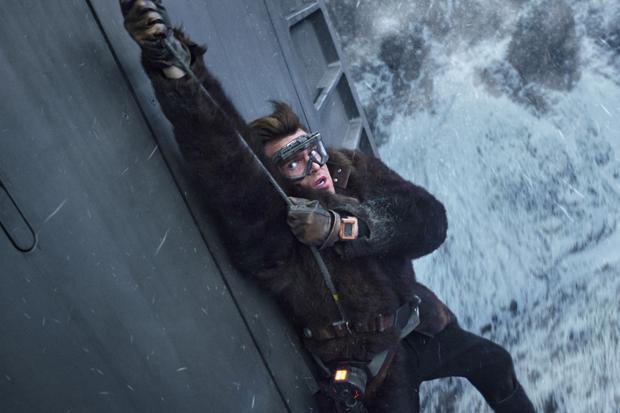 O ator Alden Ehrenreich: grata surpresa como Han Solo (Foto: Divulgação/Disney)