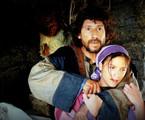 ClaudIo Cunha e Lais Pinho em cena da segunda temporada de 'Milagres de Jesus' | Divulgação
