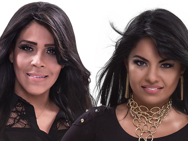 Paulinha e Silvânia deixam a Calcinha Preta e anunciam parceria com Diau (Foto: Arquivo Pessoal)