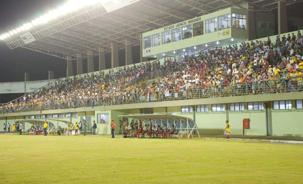 Estádio Mirandão, em Araguaína (Foto: Divulgação)