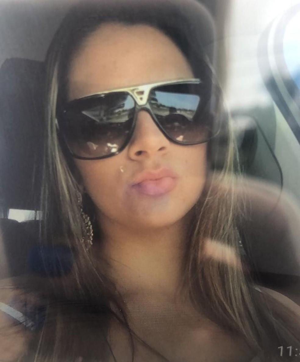Shanna Harrouche Garcia Lopes — Foto: Reprodução/TV Globo