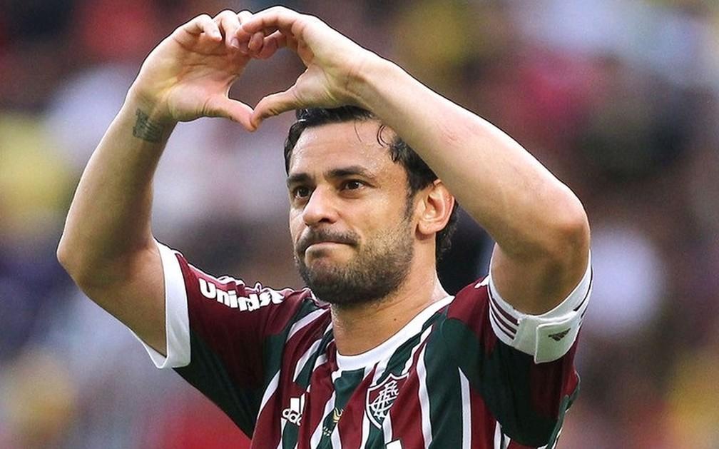Fluminense e Fred ajustam últimos detalhes já no papel para ...