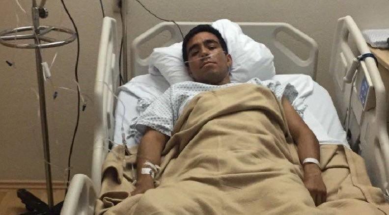 Resultado de imagem para Toureiro que levou chifrada no reto passa por cirurgia de reconstrução
