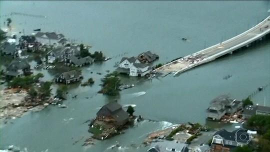 Aumento do nível dos oceanos pode afetar um bilhão de pessoas, diz estudo