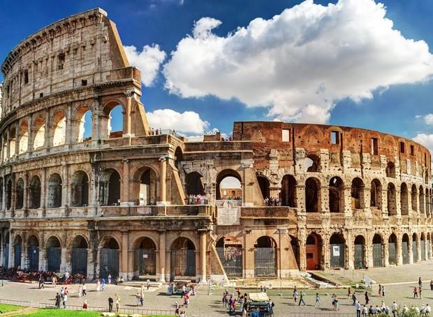 Coliseu (Foto: Reprodução/História Zine)