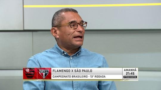 """PC fala sobre Cueva: """"Saída dele foi um ganho para o São Paulo"""""""