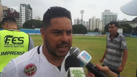 Robert revela que papo no vestiário contribuiu para o gol da classificação do Rio Branco-ES