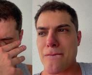 Após criar perfil em site adulto, ex-Malhação chora e pede para pararem de vê-lo como objeto