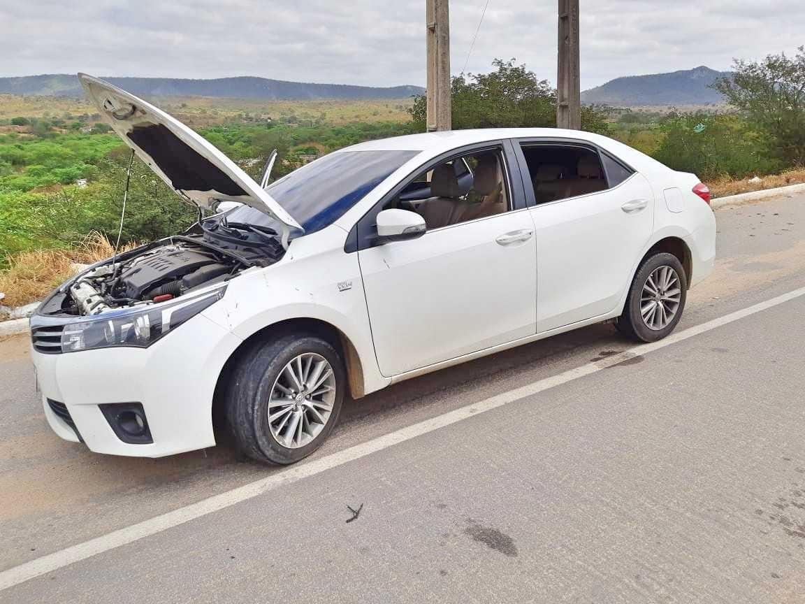 Dupla é detida com carro de luxo adulterado em São Caetano - Notícias - Plantão Diário