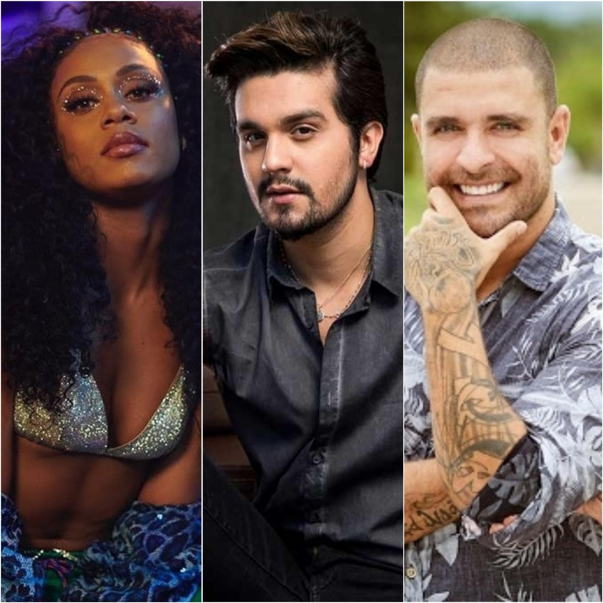 Lives de hoje: Luan Santana, Diogo Nogueira, MC Rebecca e mais shows para ver em casa