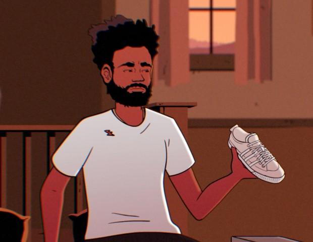 Donald Glover x adidas Originals (Foto: Divulgação)