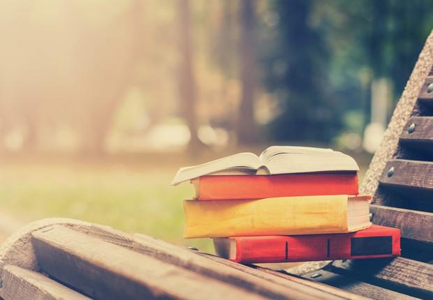 livros - paz - ler - leitura - estante - paz (Foto: Thinkstock)
