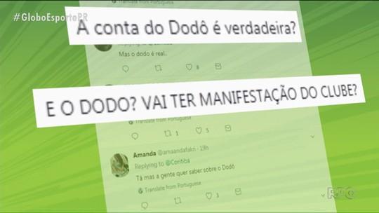 Na ZR, Coritiba é pressionado e até ameaçado nas redes sociais