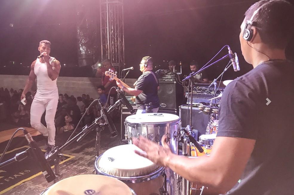 Jack Fiaes vai animar o show da virada em Campos — Foto: Divulgação/Alô Farol
