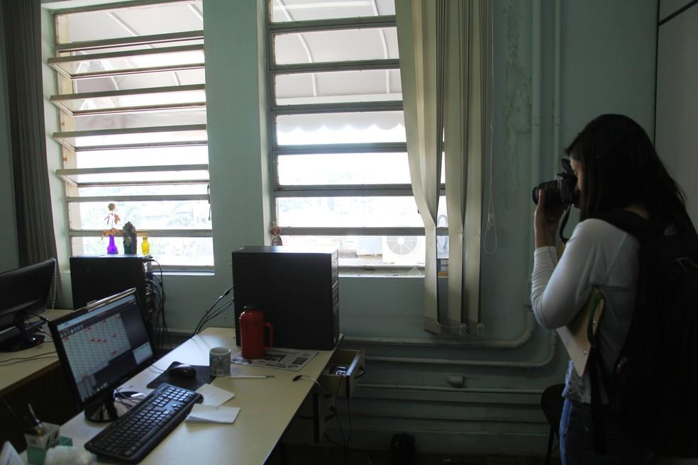 -  Perícia da Polícia Civil foi acionada e esteve no local na manhã desta terça-feira  14   Foto: Prefeitura de Itaúna/Divulgação