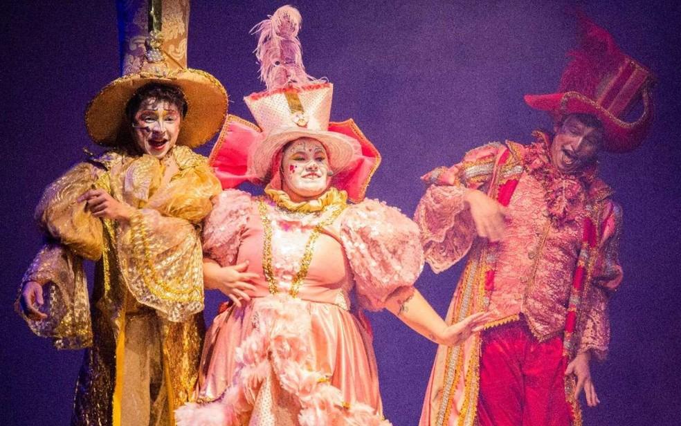 Festival de Teatro Infantil acontece de 19 a 21 de abril, em Goiânia, Goiás — Foto: Divulgação