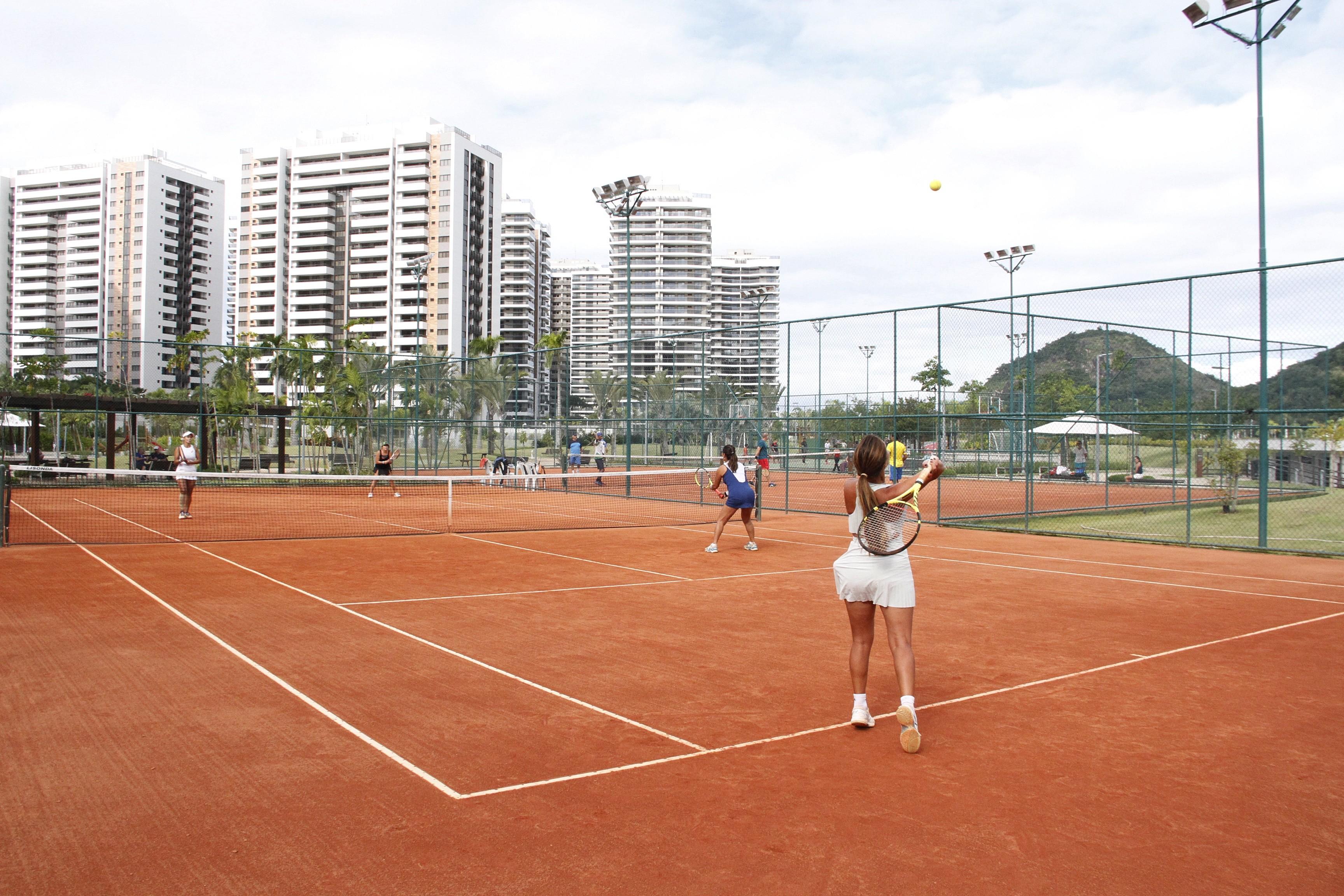 Torneio feminino foi uma das atrações do torneio
