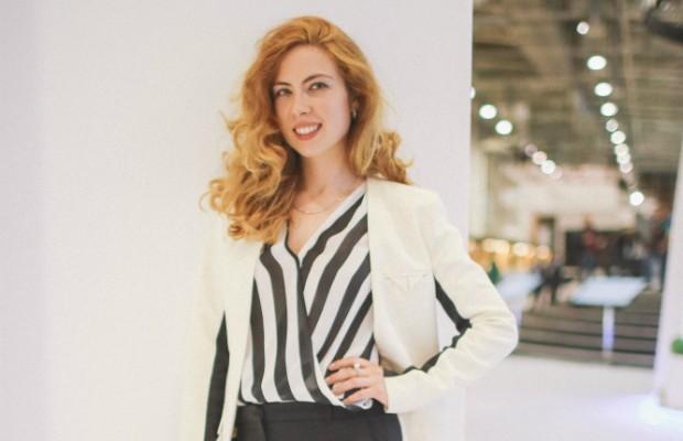 Ekaterina Vainberg, diretora do Centro de Empreendedorismo de Moscou (Foto: Divulgação)