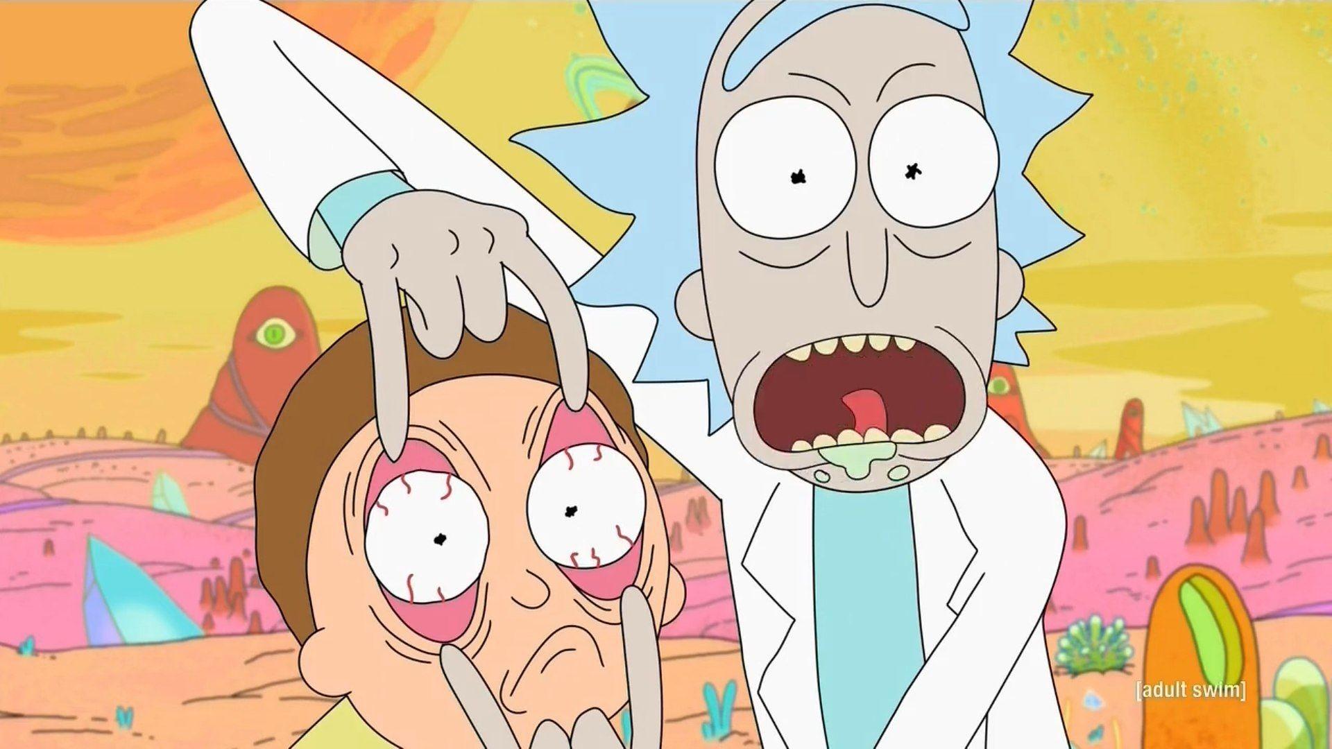 Rick and Morty (Foto: Divulgação)