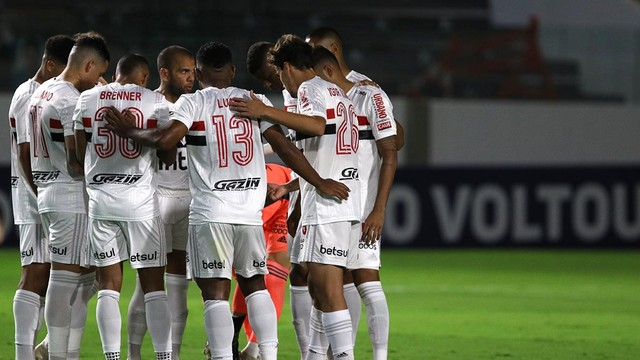 Goiás x São Paulo