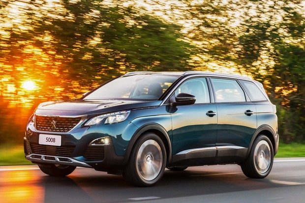 Novo Peugeot 5008 (Foto: Divulgação)