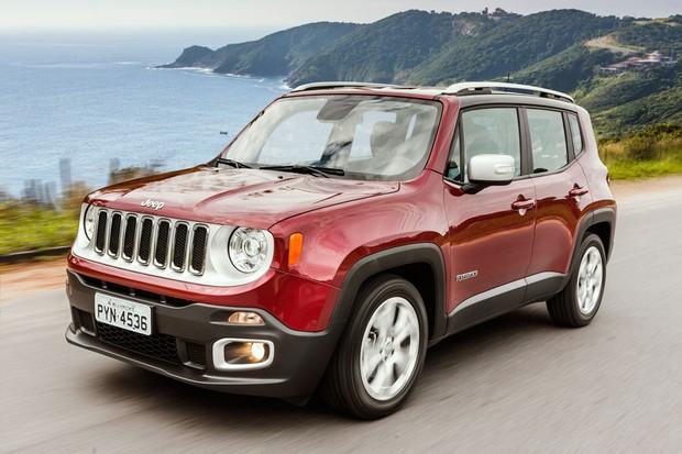 Jeep Renegade Limited (Foto: Divulgação)