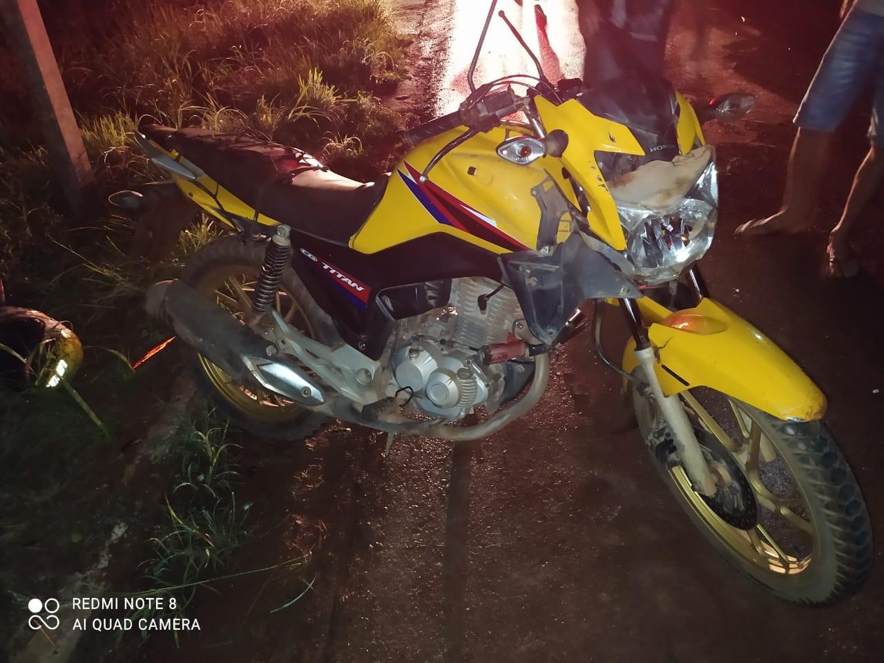 Acidentes em rodovias federais deixam duas pessoas feridas no MA