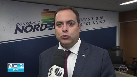 Governador Paulo Câmara fala sobre ações feitas durante chuvas que deixaram 12 mortos
