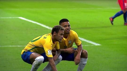 Especial Brasil nas Eliminatórias da América do Sul para a Copa do Mundo de 2018 - parte 3