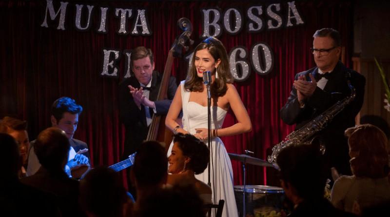 Maria Casadevall como Malu em Coisa Mais Linda, nova série da Netflix (Foto: Divulgação)