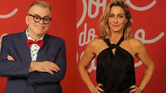 Amora Mautner e Walcyr Carrasco celebram amizade e segunda parceria na dramaturgia