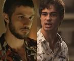 'Segundo Sol': Ícaro (Chay Suede) e Valentim (Danilo Mesquita) | TV Globo
