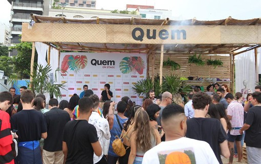 Chemical Surf agita o Quem On Stage 2020