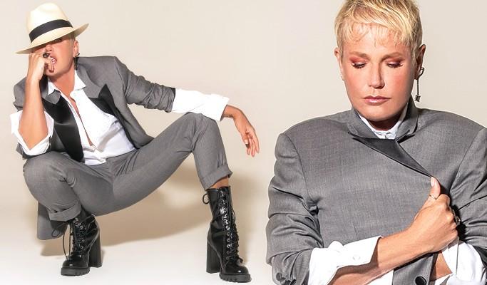 """Xuxa: """"Espero que as pessoas me deixem envelhecer com todas as minhas rugas"""""""