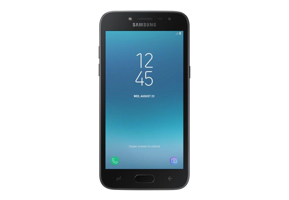 Galaxy J2 Pro: tela de 5 polegadas e tecnologia Super AMOLED (Foto: Divulgação/Samsung)