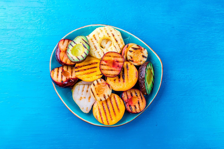 Receita de salada de frutas assadas  (Foto: Divulgação)