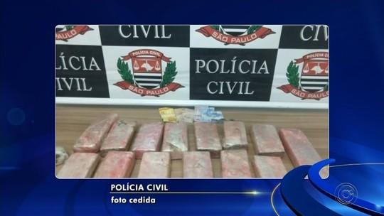 Polícia Civil faz operação de combate ao tráfico de drogas na região de Fernandópolis