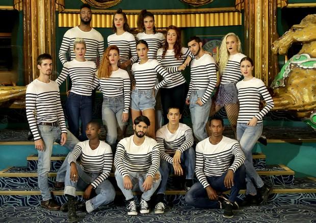 Integrantes do elenco do musical (Foto: Divulgação)