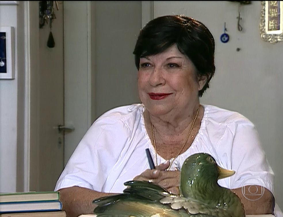Inezita Barroso é celebrada em disco que reúne Maria Alcina, As Galvão, Consuelo de Paula e Claudio Lacerda — Foto: Rede Globo