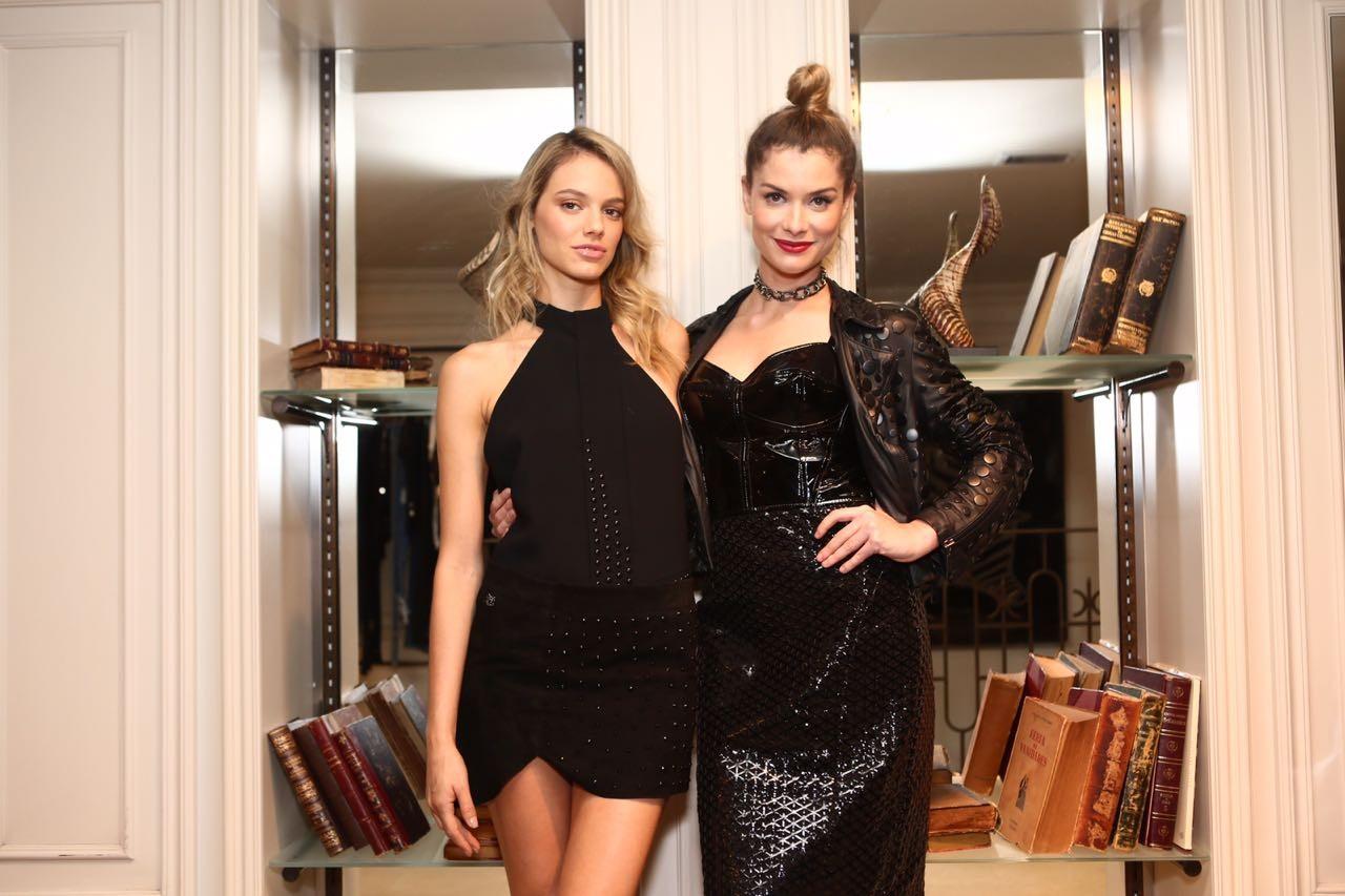 Laura Neiva e Alinne Moraes (Foto: Divulgação)